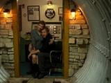 Пара превратила шахту для ядерных ракет в причудливый замок