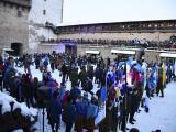 ФОТО: первыми праздновать юбилей Эстонии начали жители Нарвы