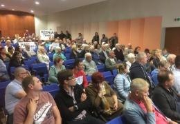 Жители Кохтла-Ярве выступают против строительства завода около жилых районов