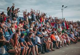 """В Нарве состоится матч между ветеранами эстонского футбола и """"Зенита"""""""