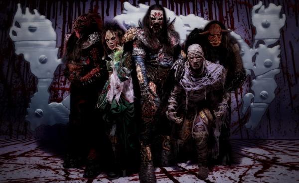 На Narva Bike 2013 выступит Lordi