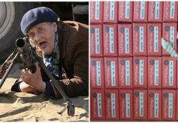 В Удмуртии пенсионерка сдала в полицию почти 19 тысяч патронов