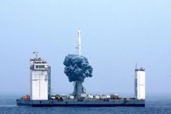 Китайские власти успешно провели пуск ракеты-носителя «Чанчжэн-11»