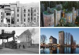 """Заброшенные здания, получившие новую жизнь: фотографии """"до"""" и """"после"""""""