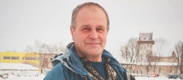 В России пропал нарвский общественный деятель Андрес Вальме