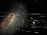 Немного фактов про загадочный объект, не так давно вторгнувшийся в солнечную систему