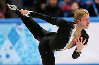 Плющенко дебютировал в Сочи со второго места в командном турнире