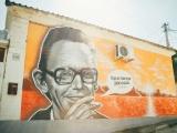 Яркие сочинские граффити, которые действительно украшают улицы