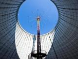 Тематический немецкий парк, построенный внутри ядерного реактора