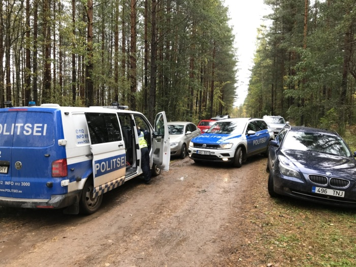 Найдено тело заблудившегося в лесу 78-летнего нарвитянина