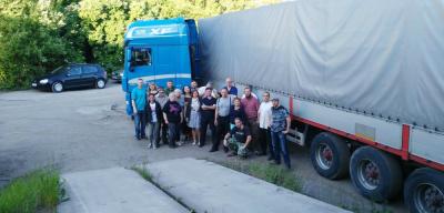 «Добросветы» из Эстонии собирают новогодние подарки детям Донбасса