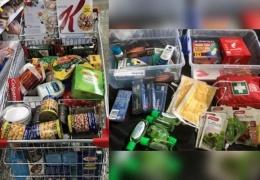 Мама из Австралии запаслась продуктами на год вперед, а в Италии пустые прилавки. Все из-за коронавируса