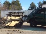 """Роботизированный Баллистический щит """"SWAT-Bot"""""""