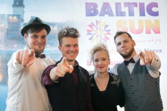 В Нарве открывается музыкальный фестиваль Baltic Sun