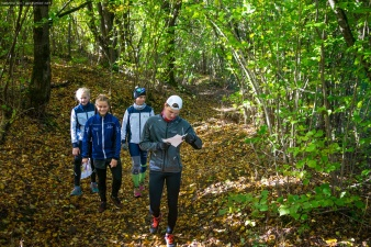 «День сердца» в Нарве отметили спортивным ориентированием на Äkkeküla.