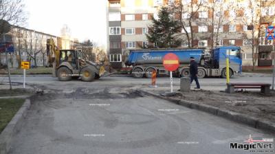Нарва увеличила сумму на ремонт городских дорог