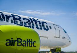 Пассажиропоток Air Baltic в Таллиннском аэропорту за 9 месяцев вырос на 49%