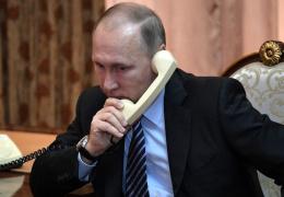 Путин — Макрону: удар по Сирии — это грубейшее нарушение международного права