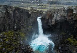 самых красивых фотографий Исландии, снятых дроном