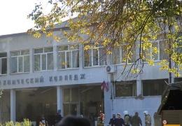 В керченском колледже произошло новое ЧП