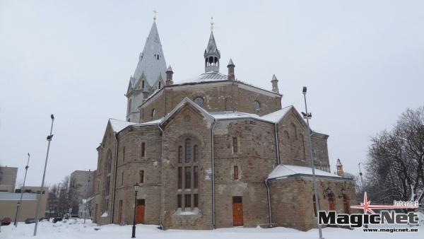 Новый приход нарвских лютеран будет называться Петровским
