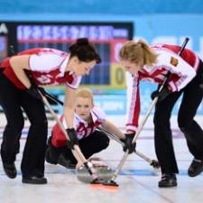 Российские керлингистки победили сборную США