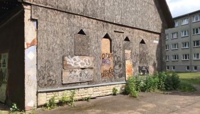 Нарвитян призывают сообщать об опасных строениях