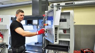 Силламяэское училище получило новое оборудование стоимостью 170 000 евро