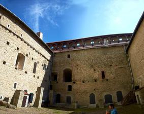 Восточное крыло Нарвского замка отреставрируют за четыре миллиона евро
