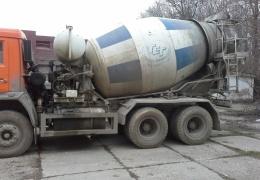 Что делать, если в бетономешалке застыл бетон