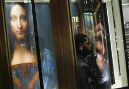 Пропала самая дорогая картина Леонардо да Винчи