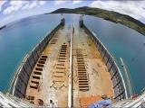 Корабль для яхт
