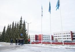 Кадеты Академии МВД выступают против переезда учебного заведения в Нарву