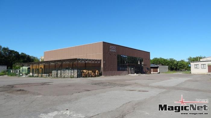 Первого августа в Нарве откроется обновленный рынок Калда