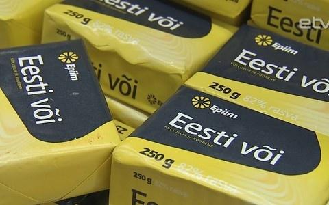 В Латвии дефицита масла нет, но местные жители покупают эстонское – оно дешевле