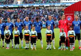 Сборная Эстонии по футболу завершает 2017-й год на 89-м месте в рейтинге ФИФА