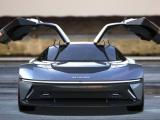 Современный взгляд на DeLorean DMC-12 — футуристический электромобиль, завернутый в нержавеющую сталь