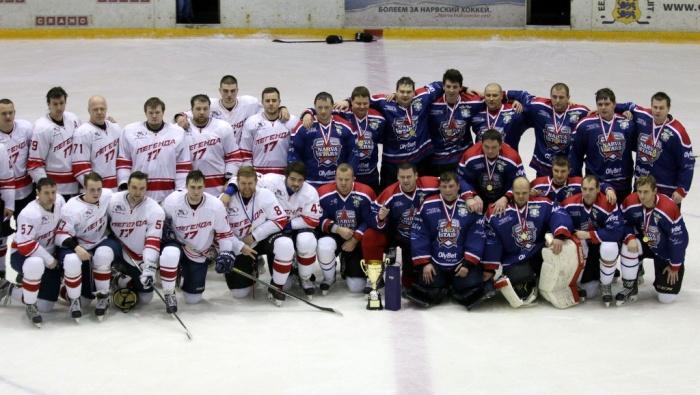 Narva Stars — победители международного турнира Narva Cup 2015.
