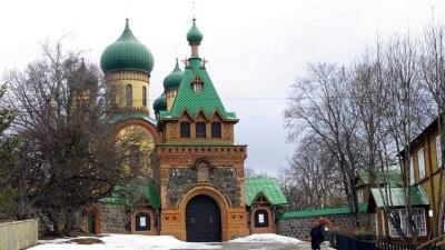 Окрестности Пюхтицкого монастыря преобразят
