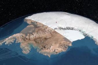 Что произойдет, если на планете растает весь лед