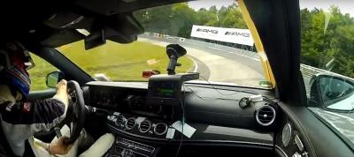 2018 Mercedes-AMG E63 S Wagon стал самым быстрым универсалом в мире