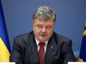 """Порошенко объявил о """"полном прекращении огня"""" на юго-востоке Украины"""