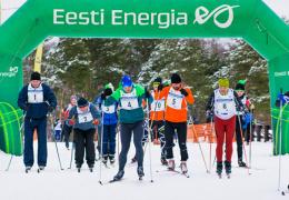 Нарвский лыжный заезд откроют «Деятели»