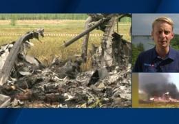 Погибших во время крушения Ми-8 опознают в Красноярске