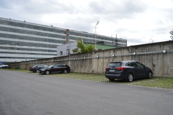 Нарвский театральный центр Vaba Lava принимает идеи по оформлению стометровой стены