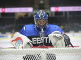 Сборная Эстонии по хоккею заняла третье месте на домашнем этапе Балтийского кубка