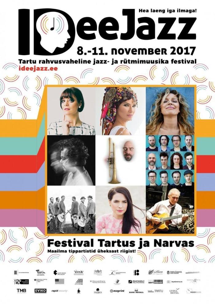 В Нарве впервые пройдет фестиваль джазовой музыки IDeeJazz