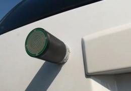 Дротики с GPS — новые технологии дорожной полиции в США