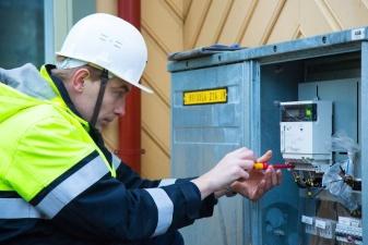 50% домов Эстонии избавили от необходимости сообщать показания электросчетчиков