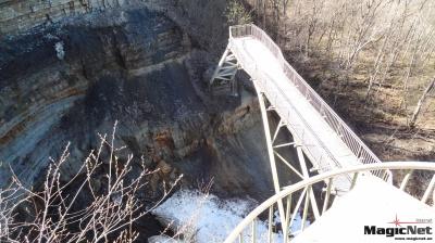 У водопада Валасте появится новая смотровая площадка